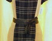 Earthy Fitzgerald Dress M...