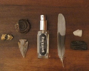 Boheme - Vanilla Oak - Perfume Oil Spray
