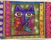 Fabric Jigsaw Puzzle - Fabulous Felines