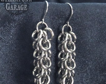 Earrings - Shaggy Loops