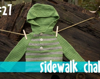 Baby Clouds Hoo Vest Knitting Pattern | Red Heart