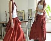 Epiphyllum – Maxi Skirt (Q5103)