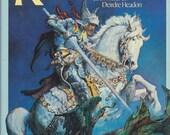 Art Book - Knights - Julek Heller  and Deirdre Headon