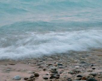 Misty Beauty (Point Betsie) - Michigan Photography