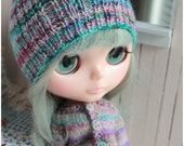 SALE! beanie hat for Blythe