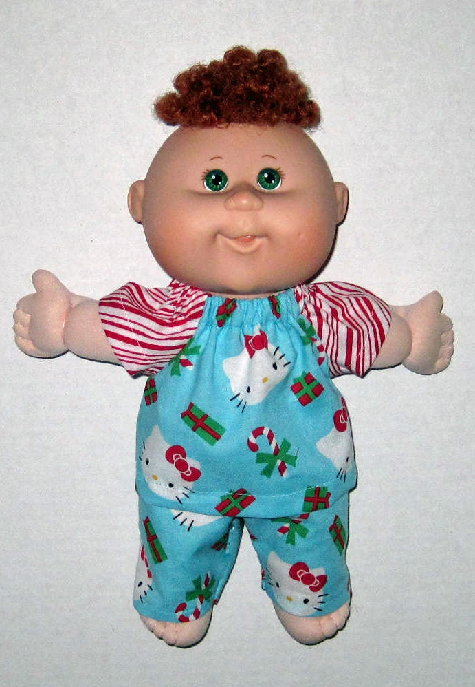 cabbage patch newborn doll clothes hello by