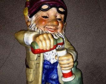 "Co-Boy Goebel ""Jack"" The Pharmacist Gnome TMK 5 Made in W. Germany Well 517"