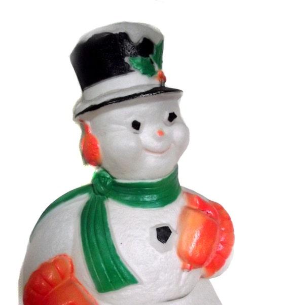 vintage Frosty snowman