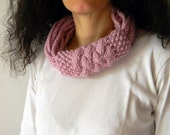 Pick your color. Wool neckwarmer, wool cowl, winter accessories.