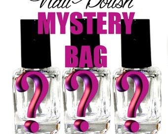 Mystery Nail Polish Grab Bag