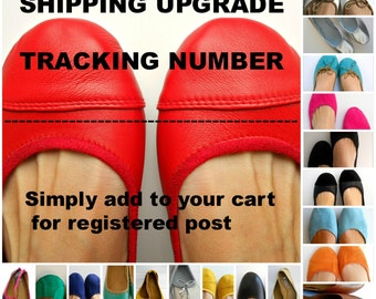 Tracking number for your purchase