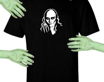 Voodoo Sugar Rocky Horror Picture Show Riff Raff Men's / Unisex Black t-shirt Plus Sizes Available