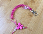 Bubble Gum Pink - Bitty Butterfly Series - Golf Stroke Counting Beads - MAXI by TallyGators™