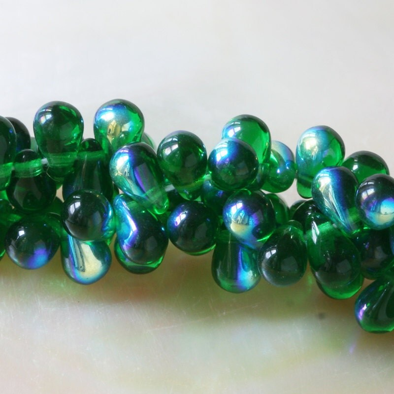 Teardrop Beads