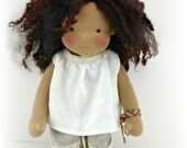 Lali Pop Doll - Kit and pdf Pattern