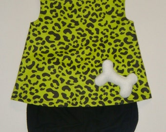 Pebbles Costume - made to order - Your choice of fabric