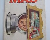 Vintage Mad Magazine No. 120 July 1968 Collector's Item Blue-Eyed Kook Satire Edition