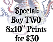 "Special Discount: Two 8x10"" prints"