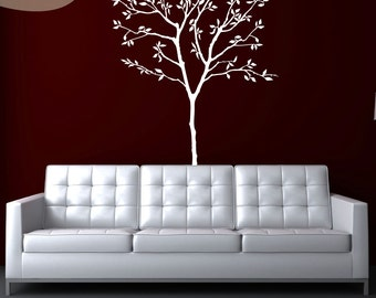 Spring Tree - Vinyl Wall Decal