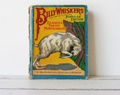 Vintage Antique Billy Whiskers Childrens Book Published 1902