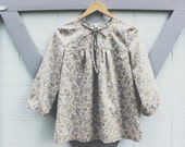 Floral Lawn Malin Pullover