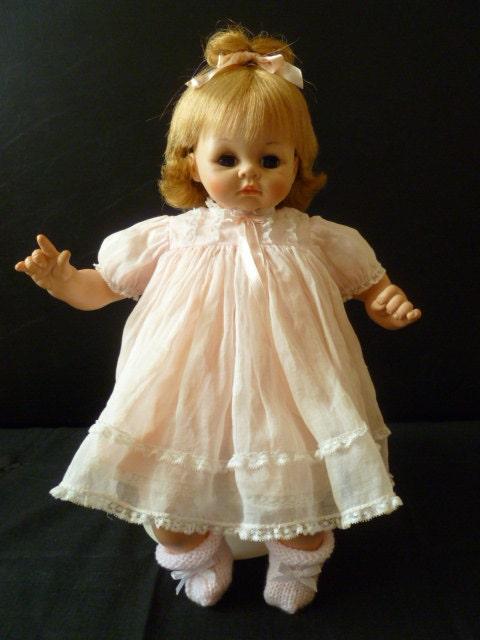 Vintage Madame Alexander Pussycat Doll 1965