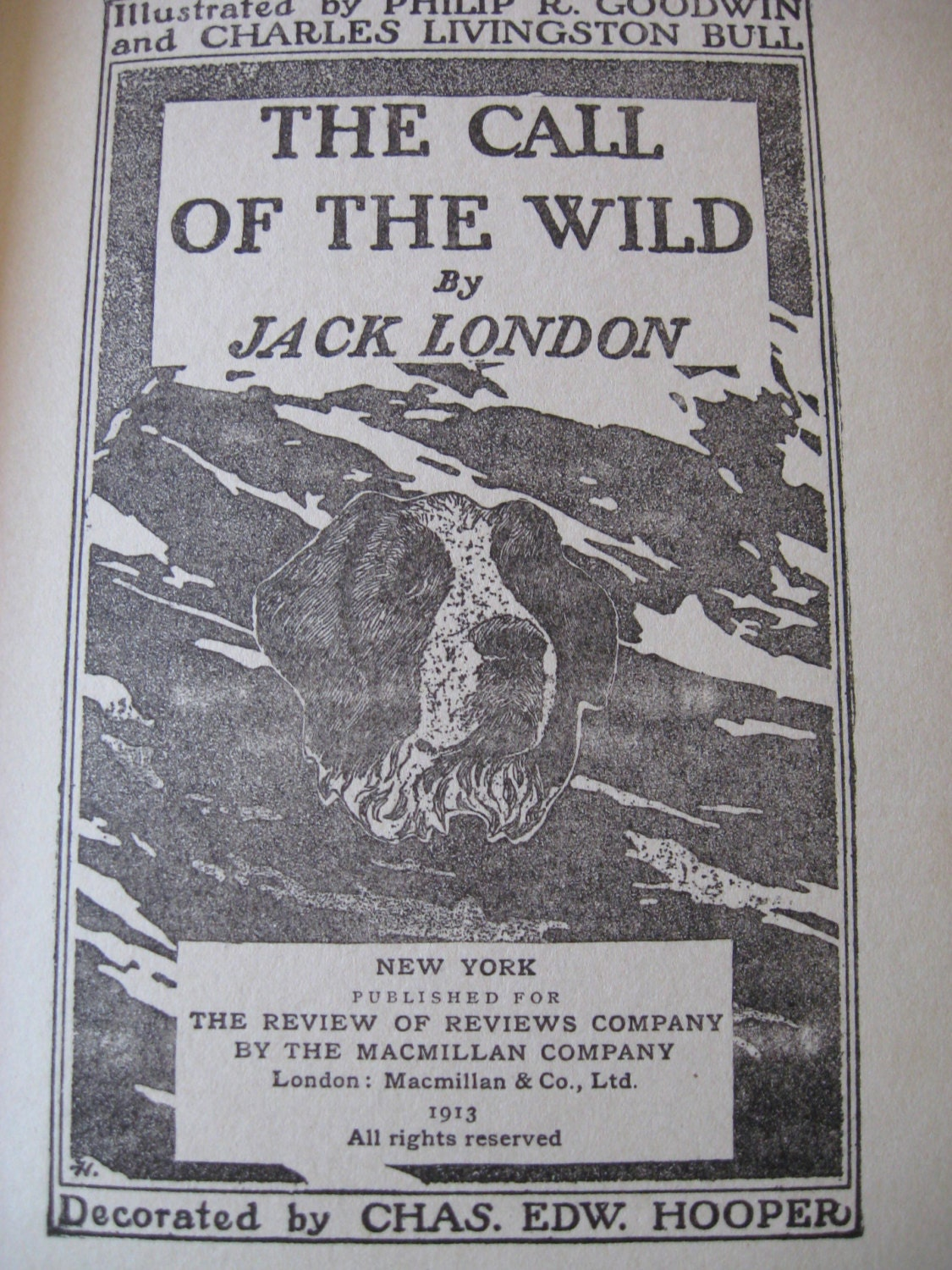 a review of call of the wild a novel by jack london He eventually answers as the title of the book suggests the call of the wild the writing of jack london is as excellent as promised i am generally a pacifistic.