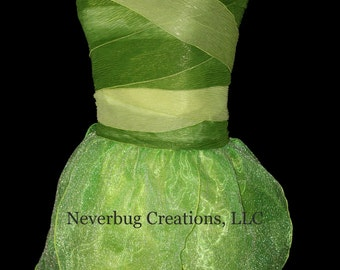 Tinkerbell Parks Costume