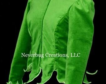 Tinkerbell Jacket Custom Costume