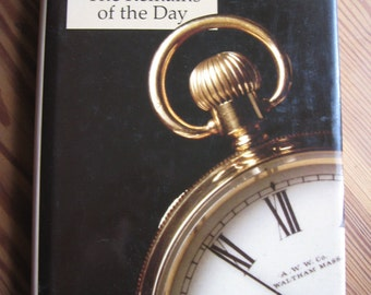 The Remains of the Day KAZUO ISHIGURO faber and faber london 1989