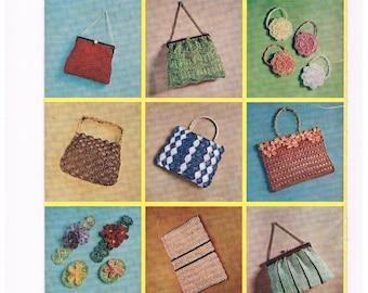 Vintage Swiss Straw Patterns by Myart Book 3