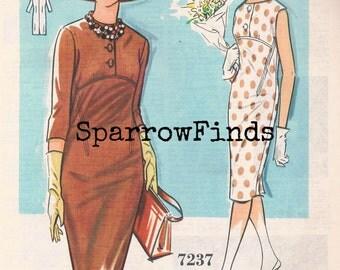 3 Unused 60s Vintage Patterns in Vintage Australian Home Journal Magazine - November 1964