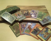 The Legend of Tarot - a Tarot deck for gamers!