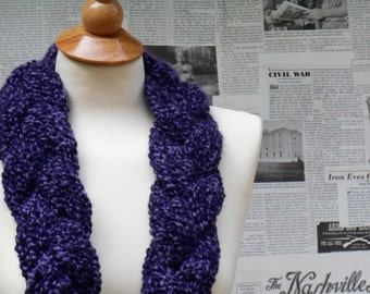 The Grapevine - Braided Scarf