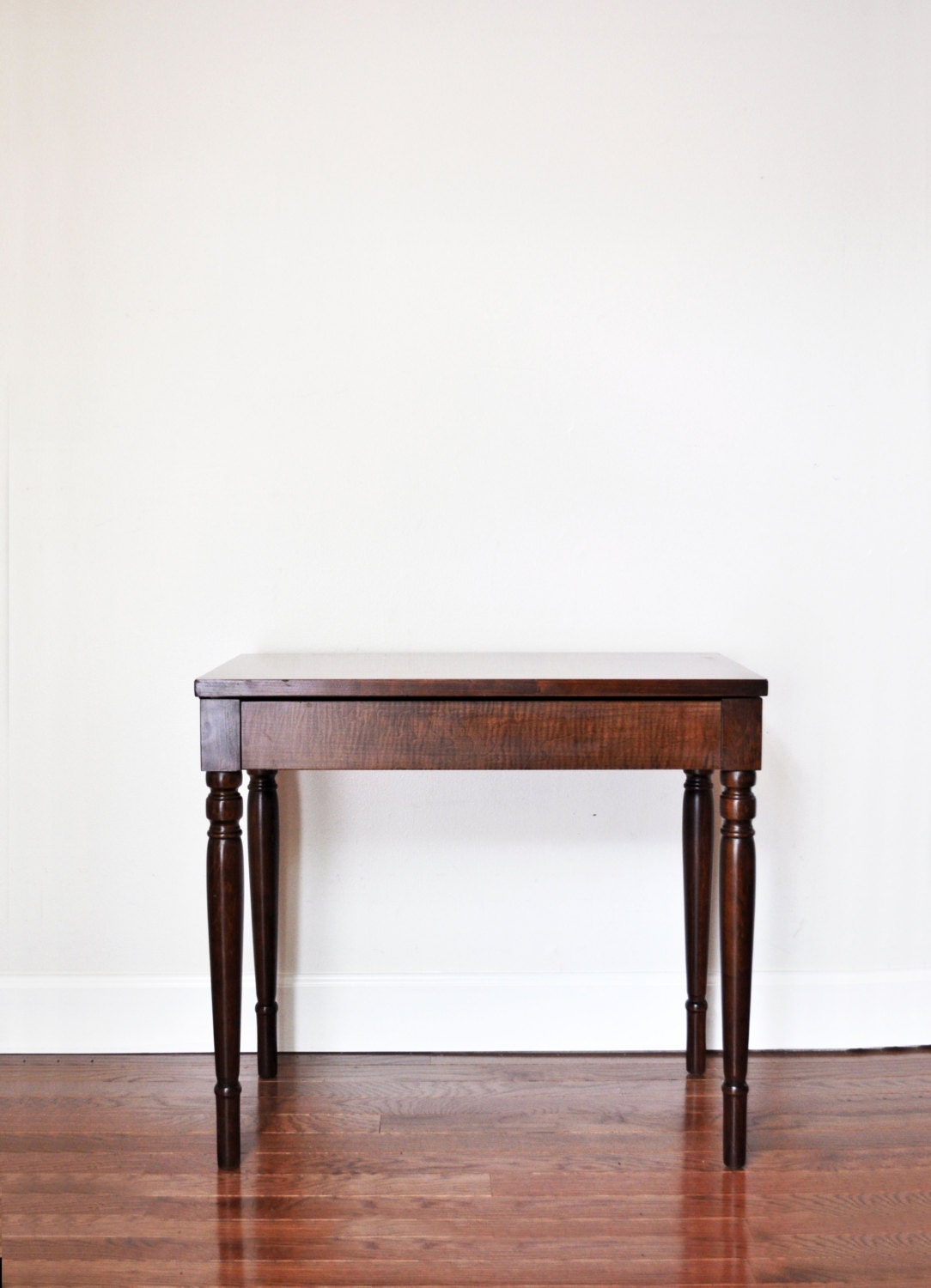 Vintage Piano Bench Side Table With Storage