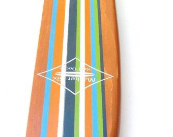 Surfboard Shelf Classic Stripe Longboard 4 Foot