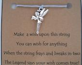 Princess Fairy WISH STRING Bracelet - Princess Fairy