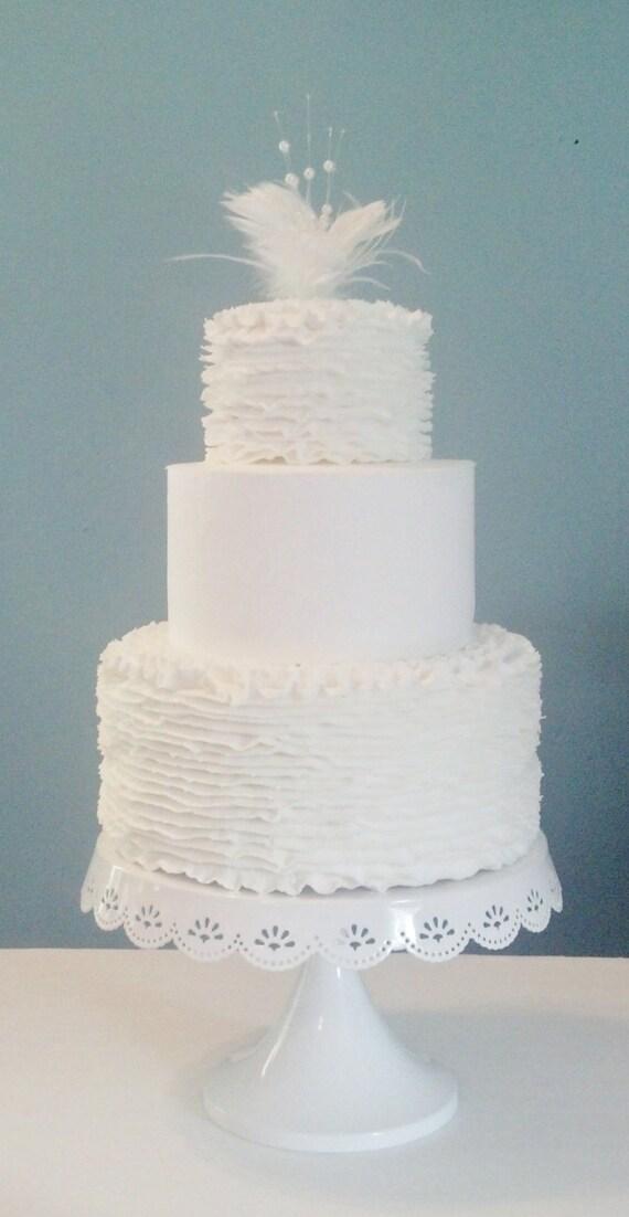 dummy cake tiers