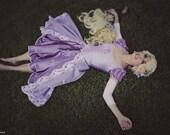 8x10 Rapunzel Inspired Photo Print (Traci Hines)
