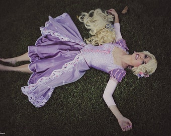 8x10 Rapunzel Inspired Photo Print (Traci Hines) *ready to ship!