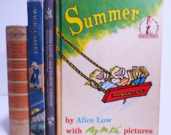 Summer by Alice Low pictures by Roy McKie