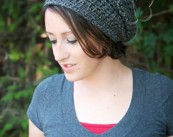 """Women's Slouchy """"Hipster"""" Beanie - Made to Order"""