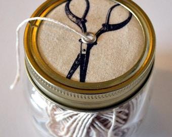 Kilner Jar of String