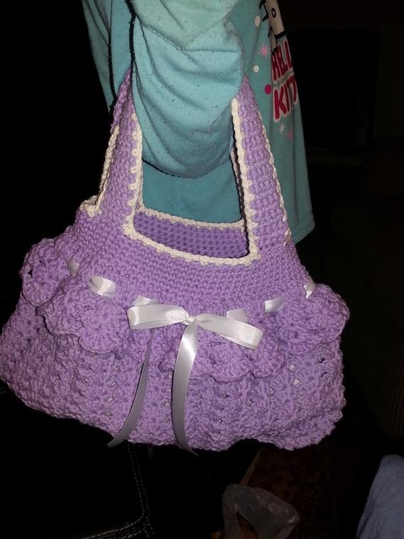 Crochet Summer Bag : All Bags & Purses
