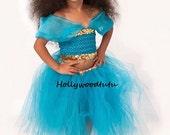 Princess Jasmine inspired costume