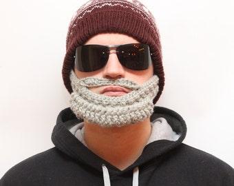 Beard Hat Outdoor Sportswear Wool Winter Facewarmer Skiing