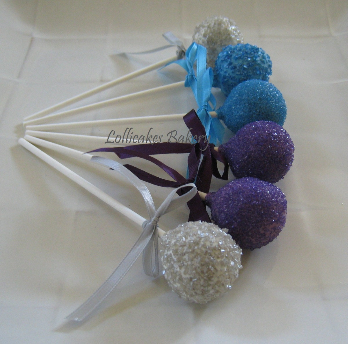 Cake Pops: Birthday Cake Pops Made to Order with High Quality