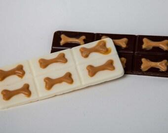 Bar O' Bones Dog Treat Candy Bar