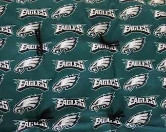 Philadelphia Eagles good luck quilt!