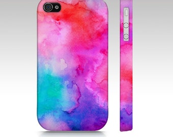 Watercolor iPhone 6 case, iPhone 5c case, iPhone 5s case, watercolor design, abstract painting, watercolor painting art for your phone